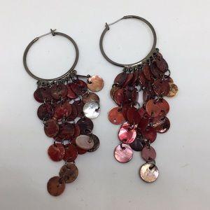 BOHO Festival Coachella earrings